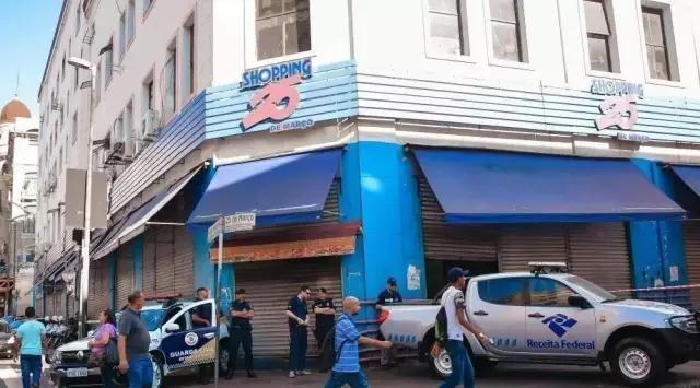 25街商場被查封:店家被通知到聯警出示商品合法證明