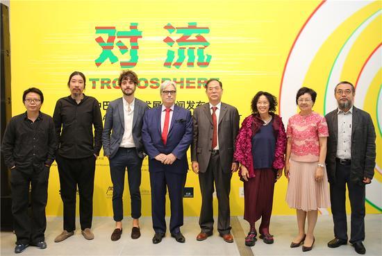 中巴當代藝術交流展將開幕 巴西藝術登陸中國