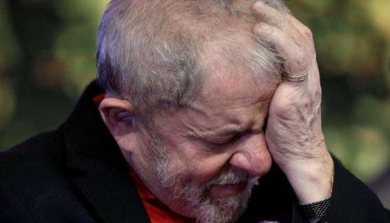 """巴西前總統盧拉接受新一輪審訊 自稱""""受害者"""""""