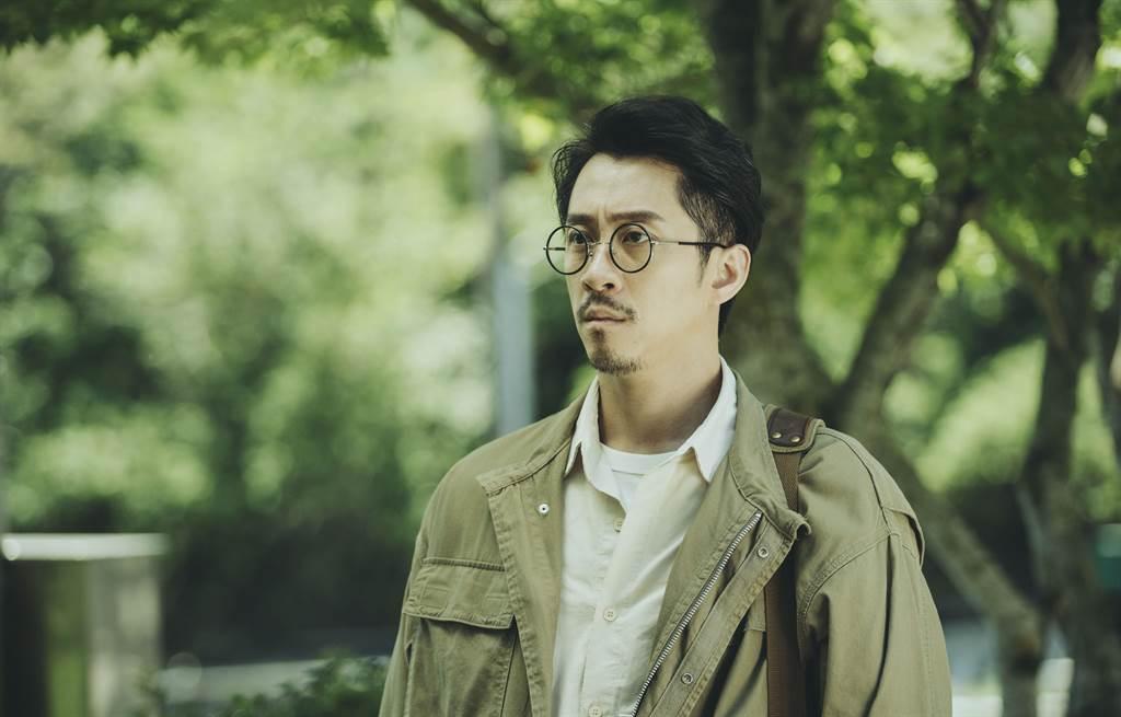 陳漢典在《2049》演出造型獲讚。
